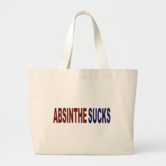 Absinthe Sucks Bags