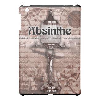 Absinthe the Green Fairy Steampunk iPad Case