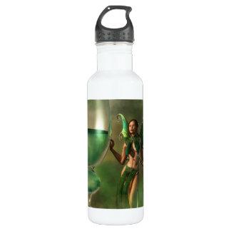 Absinthe Water Bottle