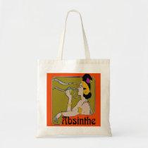 Absinthe Woman bags