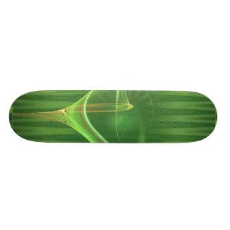 Absinthini Faery Martini Art Skateboard
