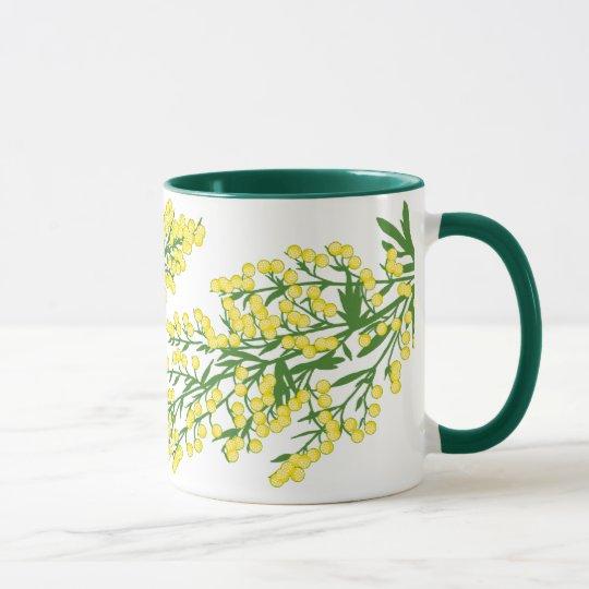 Absinthium Flowers Mug