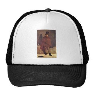 Absinthtrinker Manet, Edouard Mesh Hats