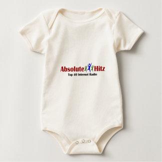 Absolute Hitz Merchandise Baby Bodysuits
