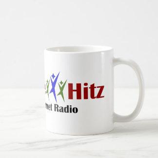 Absolute Hitz Merchandise Classic White Coffee Mug