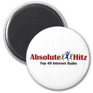 Absolute Hitz Merchandise Refrigerator Magnet