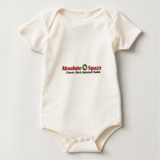 Absolute Spazz Merchandise Baby Bodysuits