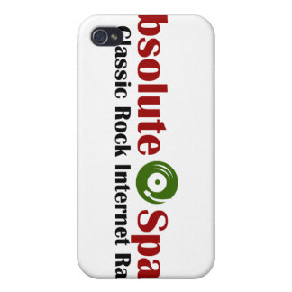 Absolute Spazz Merchandise iPhone 4/4S Cover