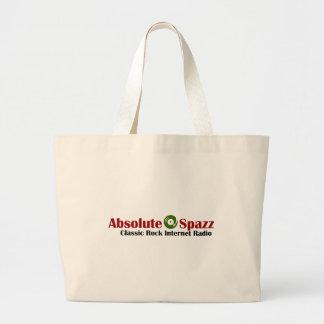 Absolute Spazz Merchandise Jumbo Tote Bag
