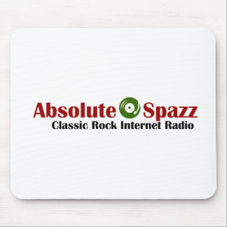 Absolute Spazz Merchandise Mouse Pad