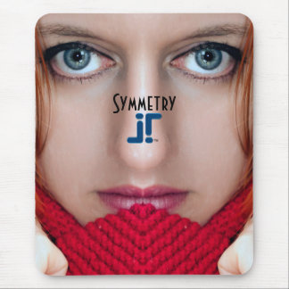 Absolute Symmetry Mouse Pad