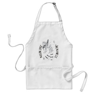 Absolute Weakness Adult Apron