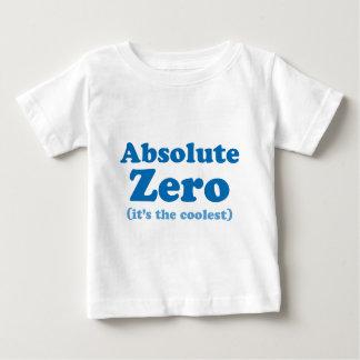 Absolute Zero Baby T-Shirt