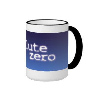 absolute zero ringer mug - 15 oz.- design #2