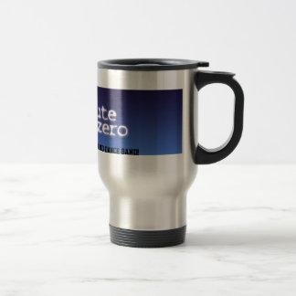 absolute zero Stainless Steel 15 oz Travel Mug
