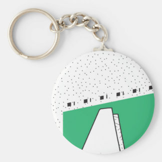 Absolutely 90s (1) Keychain