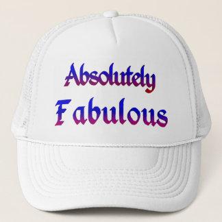 Absolutely Fabulous_ Trucker Hat