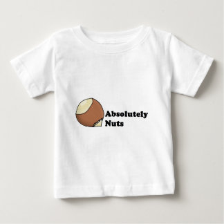 Absolutely Nuts Baby T-Shirt