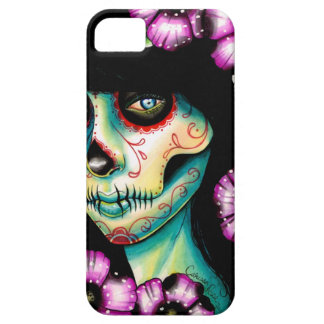 Absolution Day of the Dead Girl iPhone SE/5/5s Case