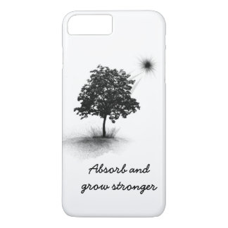 Absorb and Grow Stronger iPhone 8 Plus/7 Plus Case