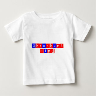 Absorbent mind baby T-Shirt