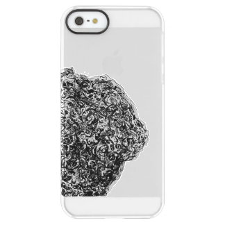 absract Art no1 Permafrost iPhone SE/5/5s Case