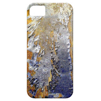 Absract rústico iPhone 5 carcasa