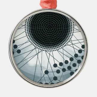 absrtact digital art 1.ai metal ornament