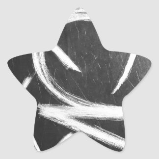 Abstar Star Sticker
