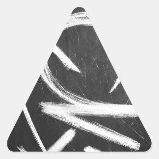 Abstar Triangle Sticker