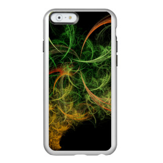 Abstarct Art Space Flowers Incipio Feather® Shine iPhone 6 Case