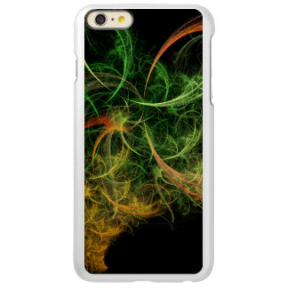Abstarct Art Space Flowers Incipio Feather® Shine iPhone 6 Plus Case