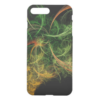 Abstarct Art Space Flowers iPhone 7 Plus Case