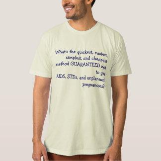 Abstinence Shirt.1.1 T-Shirt