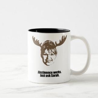Abstinence works - ask Sarah Coffee Mug