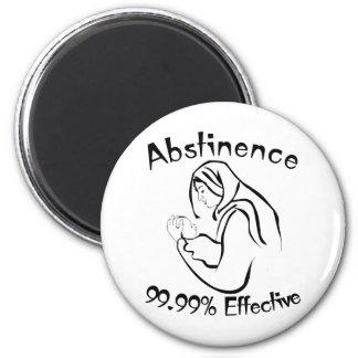 Abstinencia 99,99% eficaz imanes para frigoríficos