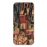 abstrac3 caso del iphone 4 iPhone 5 carcasas