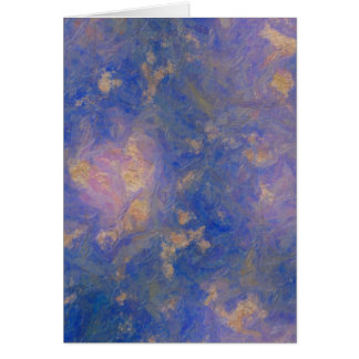 Abstrac Art 3 TPD Greeting Card