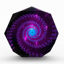 abstrac de la galaxia del espacio del espiral del
