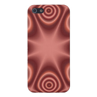 abstrac Mono-coloreado del modelo iPhone 5 Cárcasa