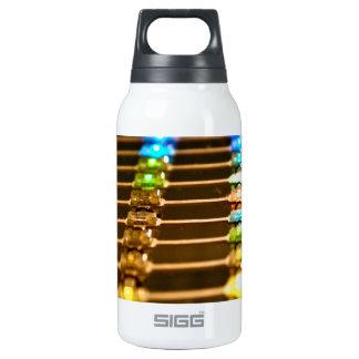 Abstracción del LED Botella Isotérmica De Agua