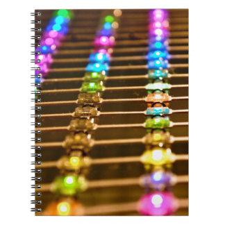 Abstracción del LED Libros De Apuntes