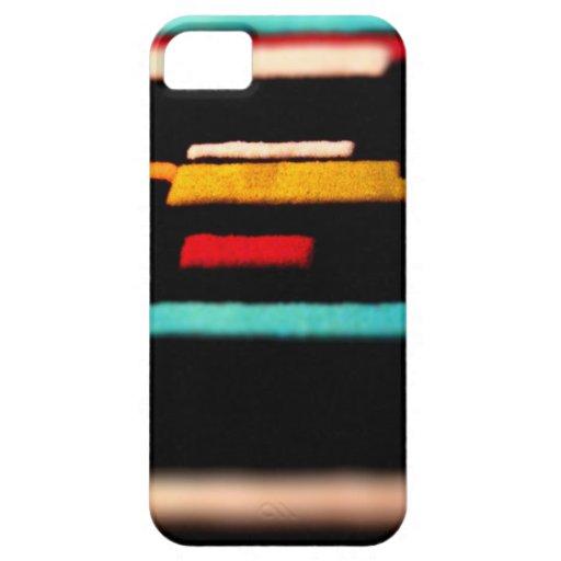 abstracción moderna iPhone 5 coberturas
