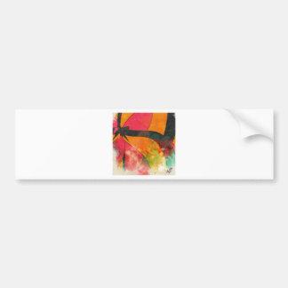 abstract19.jpg bumper sticker