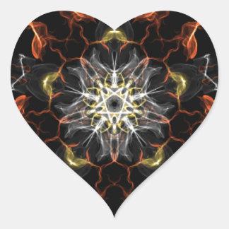 abstract1.png pegatina en forma de corazón