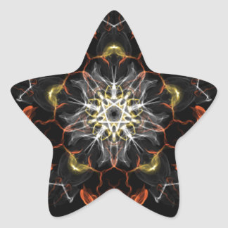 abstract1.png pegatina en forma de estrella