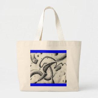 abstract4 canvas bag