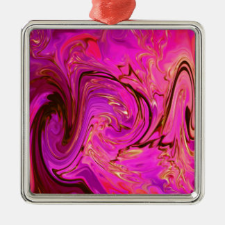 ABSTRACT61-COLORFUL MULTIPLE PRODUCTS METAL ORNAMENT