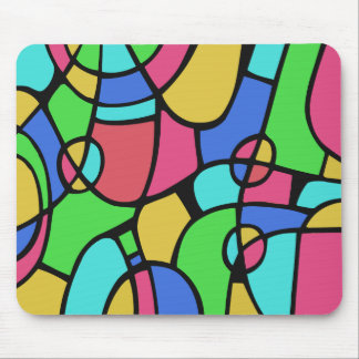 Abstract 02 mouse pad