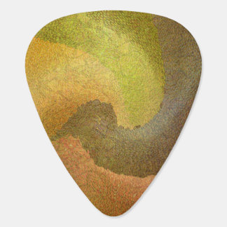 Abstract 11 - Guitar Pic Guitar Pick